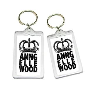 Anngelle Wood 2020 keychain