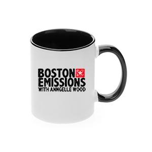 Boston Emissions mug