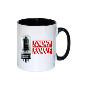 Summer Rumble 2019 40th anniversary mug