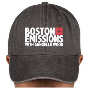 boston emissions hat